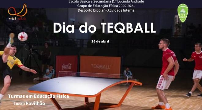 Dia do Teqball - 16 de Abril
